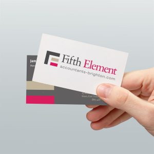 Fifth Element business card