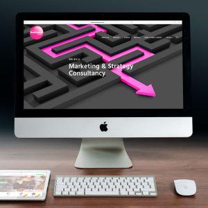 TRG website Design