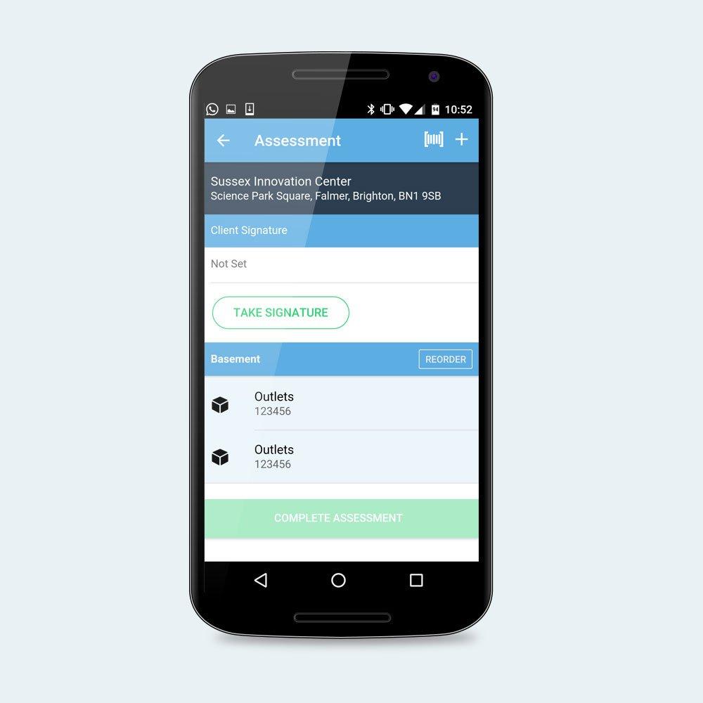 cat-si-app-assessment-screen