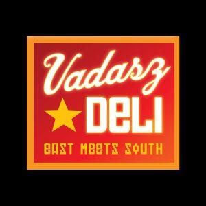 Vadasz Deli Logo design concept